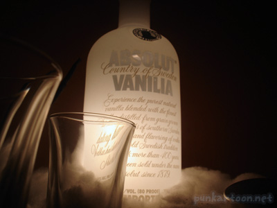 ABSOLUT VANILIA LIGHT 04