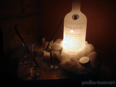 ABSOLUT VANILIA LIGHT 05