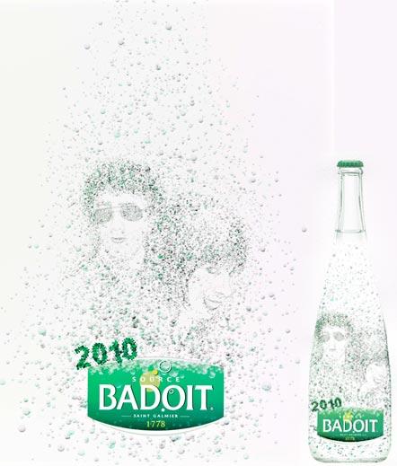 badoit concours collector 2009
