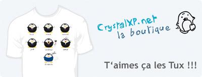 boutique crystalxp