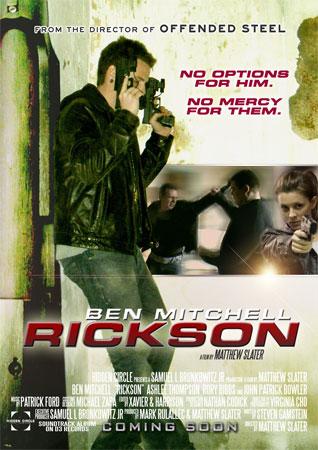 Cinéma Galactis : Rickson