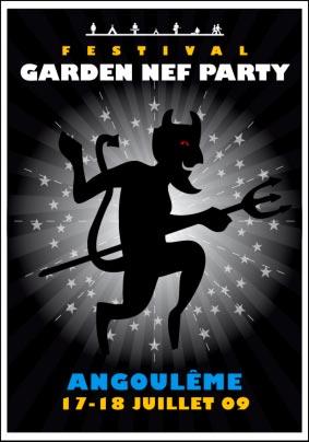 Garden Nef Party 2009