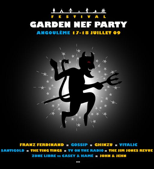 garden nef 2009