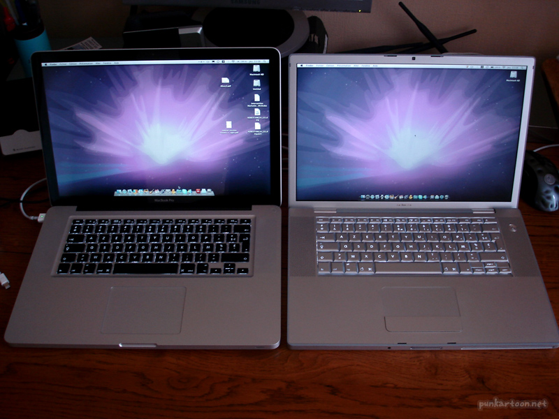 macbook pro late premieres impressions