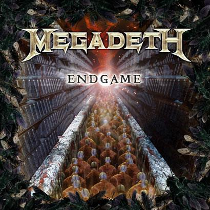 Megadeth Endgame artwork