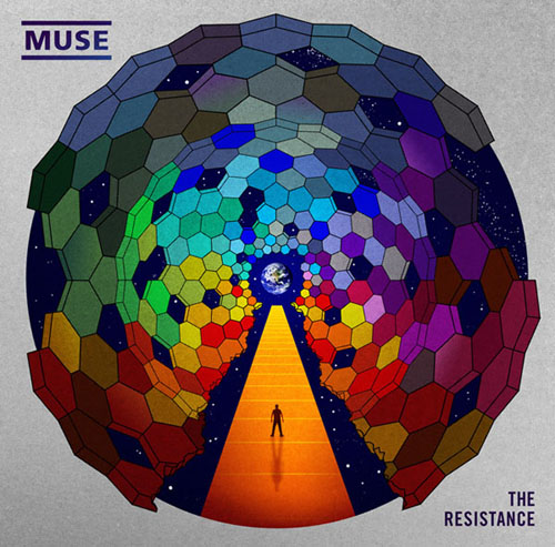 Muse The Resistance artwork