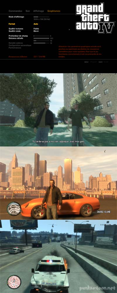 GTA IV Macbook Pro