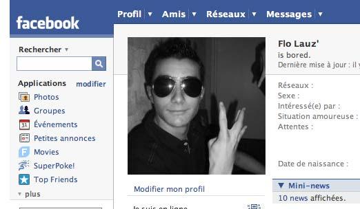 facebook français
