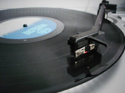 tourne disque vinyls